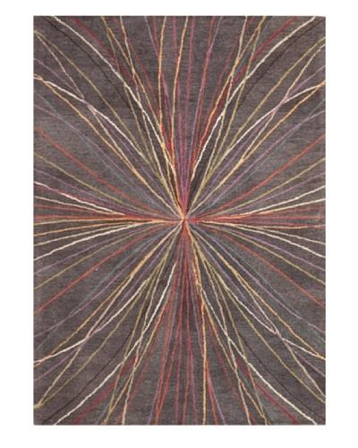 Mili Designs NYC Radiate Rug, 5' x 8'