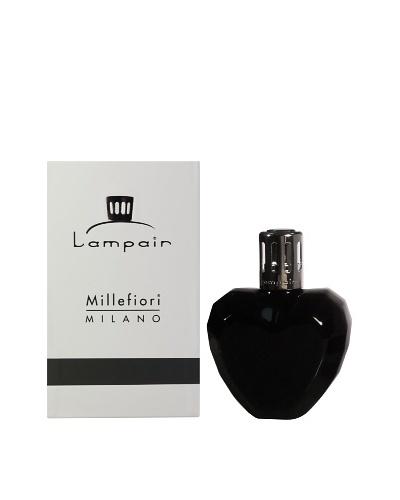 Millefiori Milano Heart Catalytic Diffuser, Black