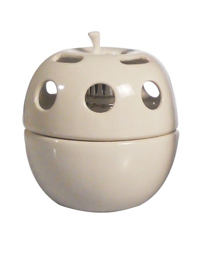 Millefiori Milano Apple Catalytic Diffuser, White