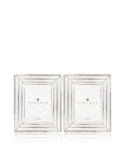 Pomeroy Set of 2 Pierce Mirror Frames