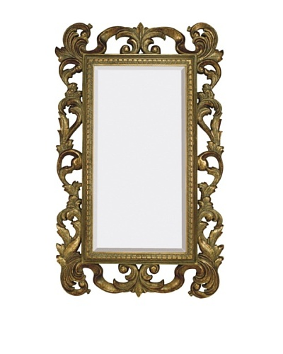 Majestic Mirrors Diana Mirror, Bronze, 86 x 54