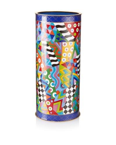 Missoni Limited Edition Handmade Acapulco 13 Cloisonné Vase
