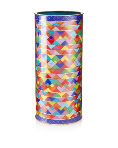 Missoni Limited Edition Handmade Luxor 13 Cloisonné Vase