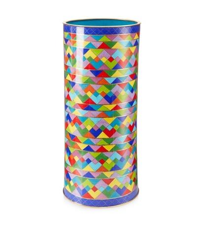Missoni Limited Edition Handmade Luxor 16 Cloisonné Vase