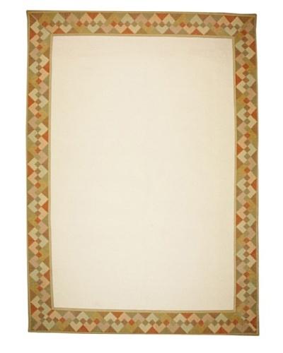 """Missoni Natura Collection Luxor Beige Berber Rug, Cream, 8' 2"""" x 11' 6"""""""