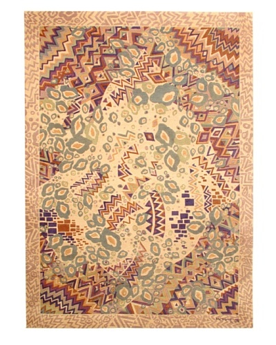 "Missoni Hand Knotted & Hand Carved Rio Soft Rug, Multi, 5' 7"" x 7' 10"""