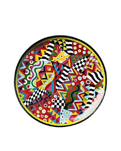 Missoni Limited Edition Handmade Acapulco 20 Cloisonné Plate