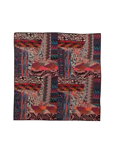 Missoni Knit Limited Edition Wall Hanging N. 201, Multi, 3' x 3'