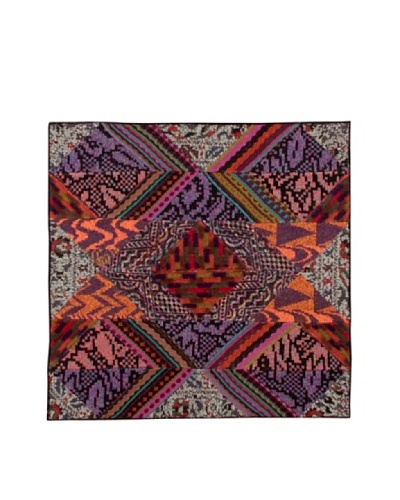 Missoni Knit Limited Edition Wall Hanging N. 253, Multi, 3' x 3'