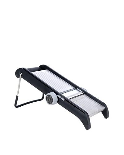 MIU France Stainless Steel Mandoline, Silver/Black
