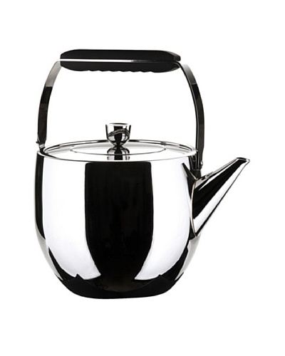MIU France Stainless Steel Teapot with Infuser [Silver]