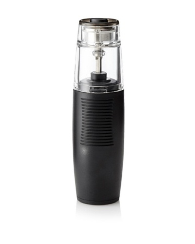 MIU France Battery Powered Pepper Grinder, Black