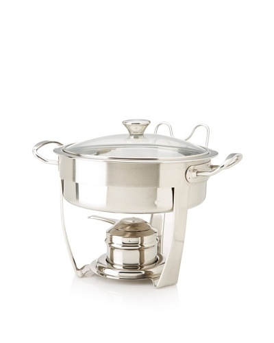 MIU Stainless 3-Quart Chafing DishAs You See