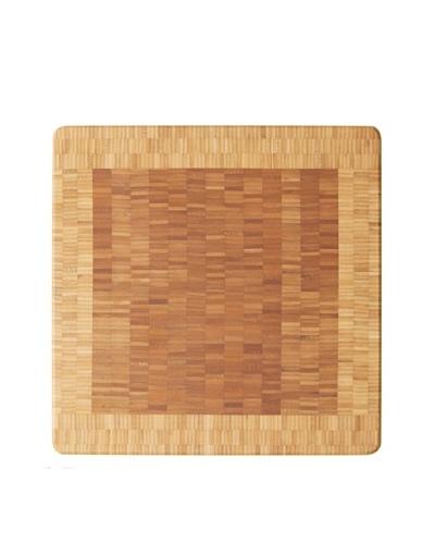 MIU France Bamboo Cutting Board, Natural, 11 x 11