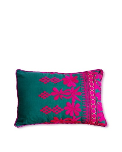 Modelli Creations Rabari Skirt Pillow Lumbar