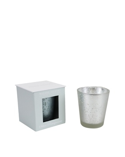 Modern Alchemy Silver Pomegranate 8-Oz. Candle
