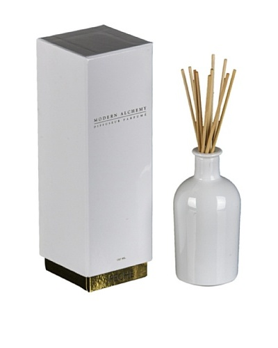 Modern Alchemy Peche Diffuser with Reed Sticks, 7.75-Oz.As You See