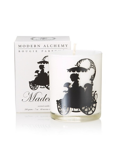 Modern Alchemy Silhouette Collection Madeleine Candle, 7-Oz.As You See