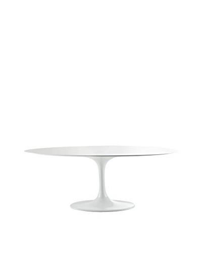 Modway Lippa Fiberglass Dining Table, 78