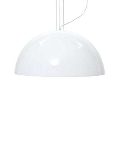 Modway Flow Ceiling Fixture, White