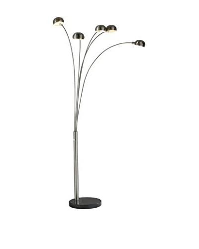 Modway Hydra Floor Lamp, Black