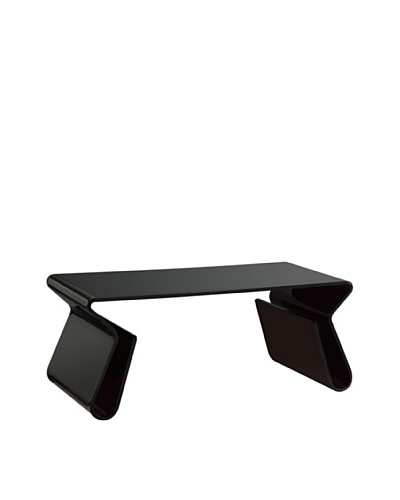 Modway Magazine Coffee Table [Black]