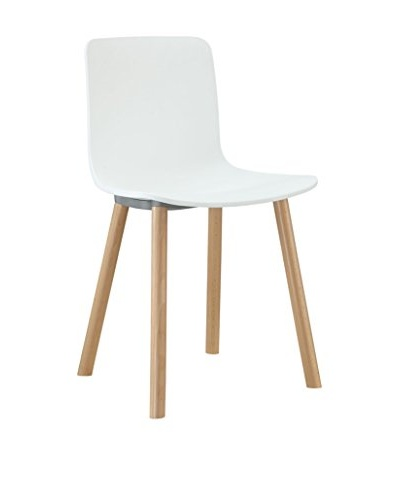 Modway Sprung Dining Side Chair, White