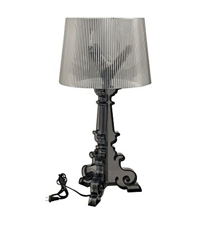 Modway French Table Lamp, Black