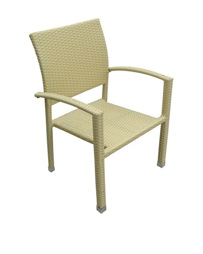 Modway Bella Dining Chair, Tan