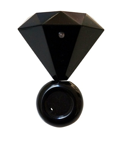 Mollaspace Diamond MP3 Speaker, Black