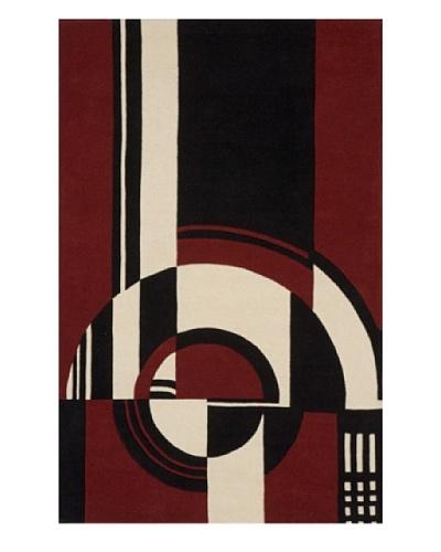 Momeni Delhi Collection Rug, Multi, 5' x 8'