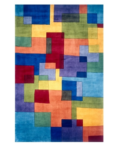 Momeni Colorblocked Rug