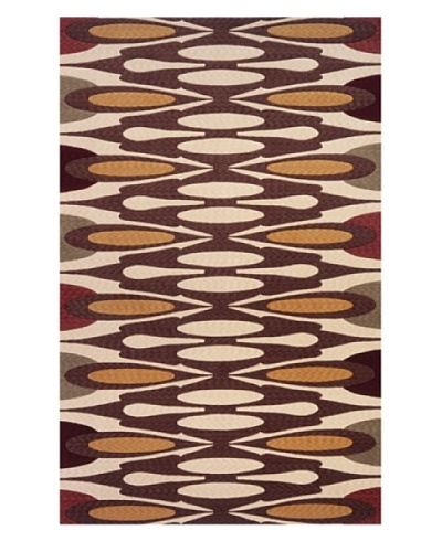 Momeni Art Deco Collection Rug [Cocoa]