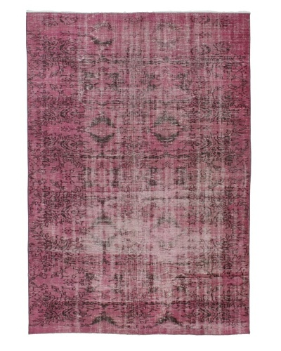 Momeni One-of-a-Kind Hand-Knotted Rug, Multi, 6' x 8' 5