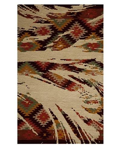 Momeni Painted Rug
