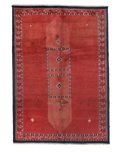 Momeni One of Kind Authentic Persian Gabbeh, 7' x 9'11
