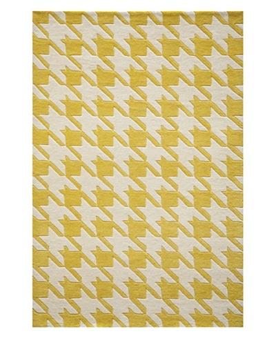 Momeni Delhi Collection Rug, Yellow, 3' 6 x 5' 6