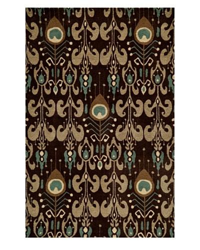 Momeni Habitat Collection Rug [Chocolate]