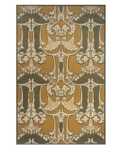 Momeni Art Nouveau Collection Rug [Sage]