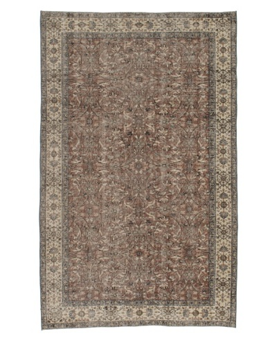 Momeni One-of-a-Kind Hand-Knotted Rug, Multi, 5' 5 x 8' 8