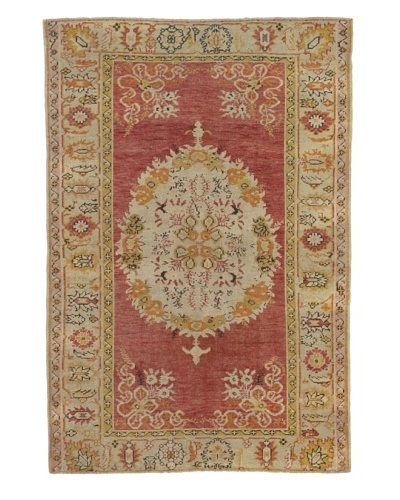 "Momeni One-of-a-Kind Hand-Knotted Rug, Multi, 3' 8"" x 5' 7"""