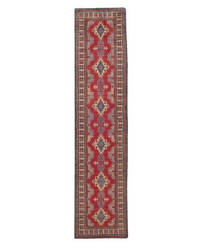 Momeni One of a Kind Pakistani Kazak Rug, 2' 6 x 11' 2 Runner