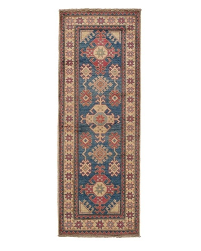 Momeni One of a Kind Pakistani Kazak Rug, 2' 4 x 6' 6 Runner