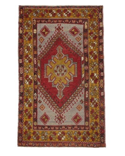Momeni One of a Kind Authentic Turkish Anatolian Rug, 3' 7 x 5' 11