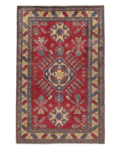 Momeni One of a Kind Pakistani Kazak Rug, 3' 8 x 5' 7