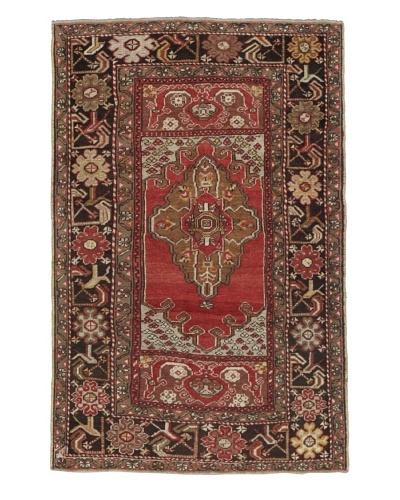 Momeni One of a Kind Authentic Turkish Anatolian Rug, 3' 5 x 5' 4