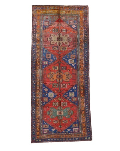 """Momeni One of a Kind Authentic Turkish Anatolian Rug, 4' 6"""" x 10' 10"""" Runner"""
