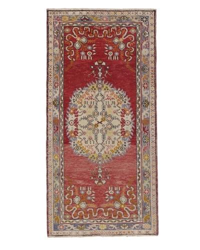 Momeni One of a Kind Authentic Turkish Anatolian Rug, 2' 11 x 5'