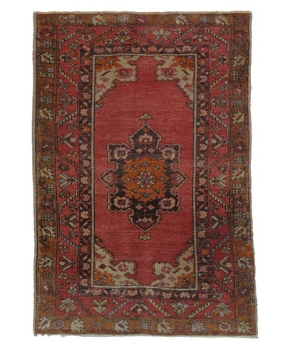 Momeni One of a Kind Authentic Turkish Anatolian Rug, 3' 3 x 4' 8