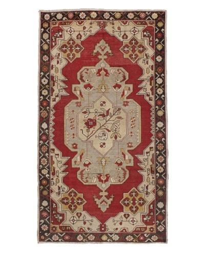 Momeni One of a Kind Authentic Turkish Anatolian Rug, 4' 6 x 8'